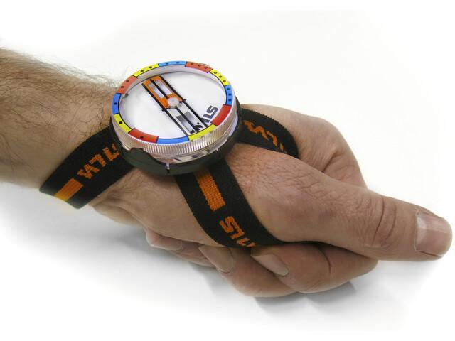 Silva 66 OMC Spectra Boussole avec bracelet, universal